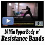 upper body workout video